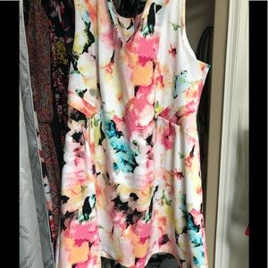 Worthington dress size 24 GREAT FOR EASTER